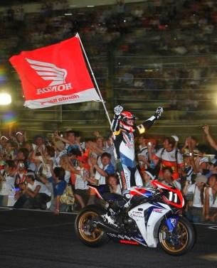 Карлос Чека на Suzuka 8-Hours 2008