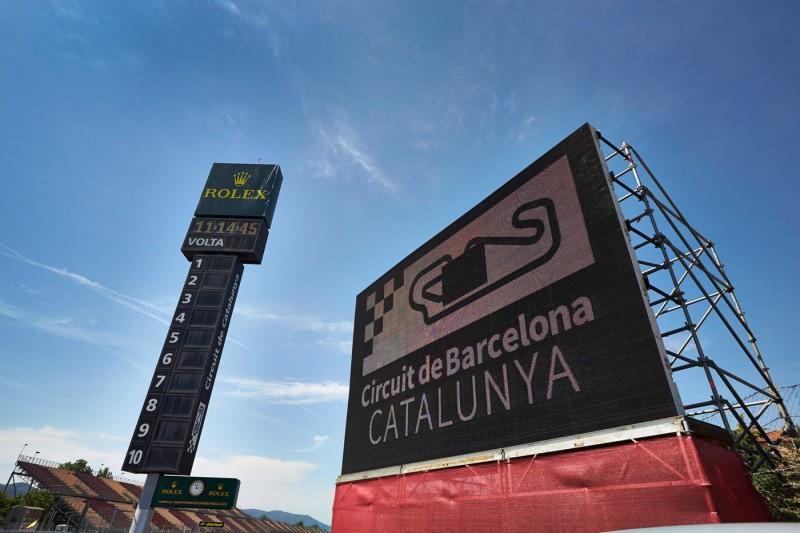 Трек Барселона-Каталунья