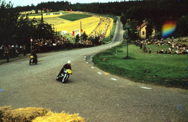 Мотогонки на Заксенринге (1955)
