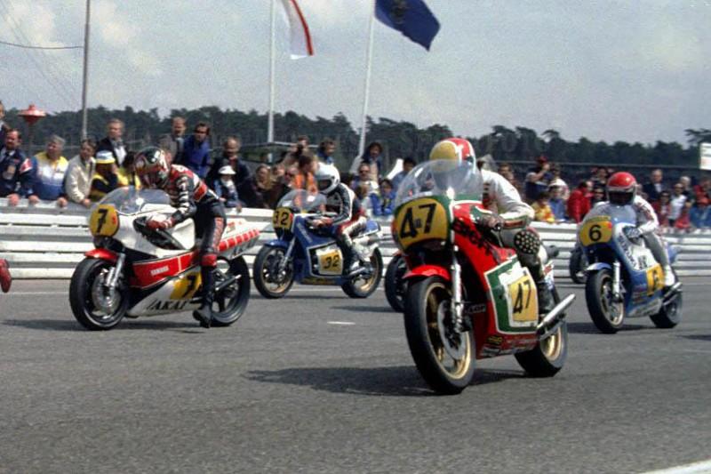 Старт Гран-При Германии (1981)