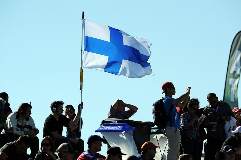 KymiRing Финляндия