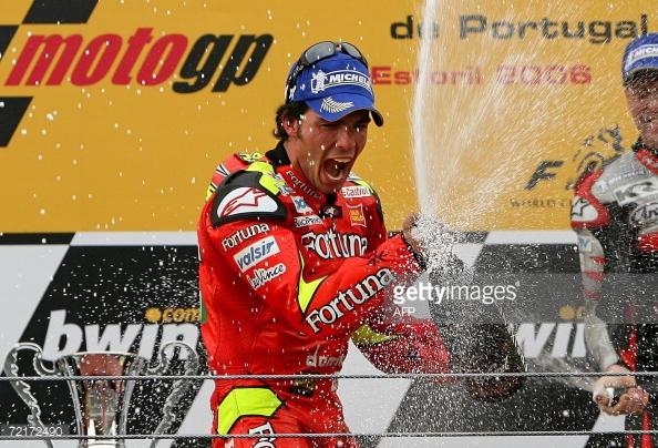 Тони Элиас. Победа в Португалии в 2006