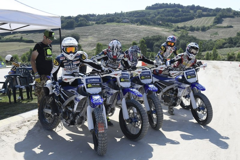 Yamaha VR46 The Master Camp
