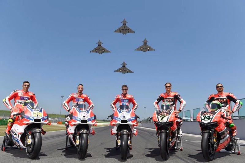 World Ducati Week 2016