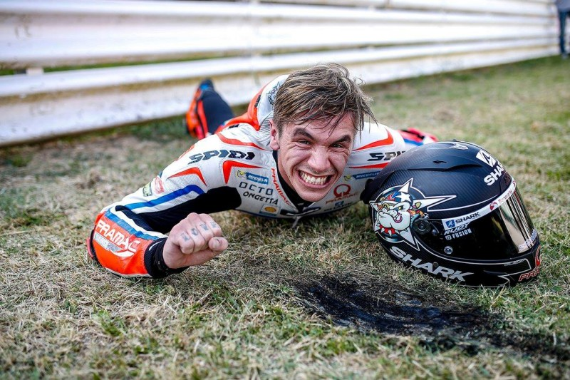 Скотт Реддинг на World Ducati Week 2016