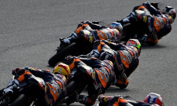 Red Bull MotoGP Rookies Cup 2016