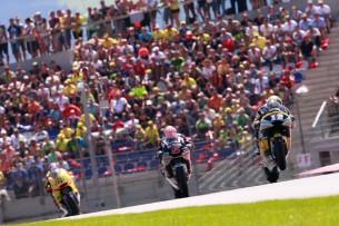 Гонка Moto2 Гран-При Австрии 2016