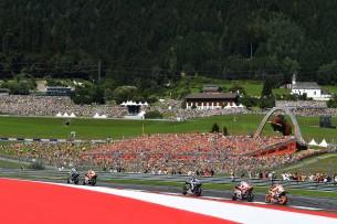 Ред Булл Ринг, Гран-При Австрии