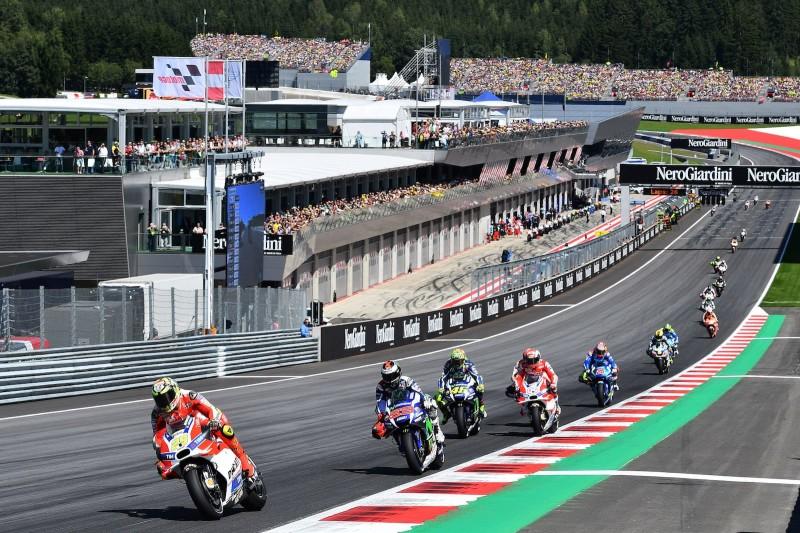 Ред Булл Ринг, Гран-При Австрии,