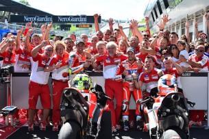 Андреа Ианноне, Ducati, Ред Булл Ринг, Гран-При Австрии, Андреа Довициозо