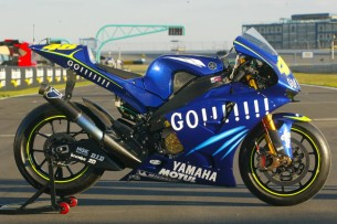 Росси, Yamaha, 2004
