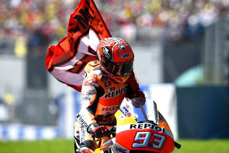 Марк Маркес, Гран-При Австрии, 5 место, 2016