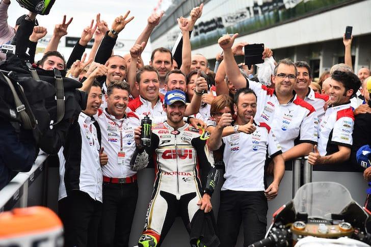 Кэл Крачлоу, победа, Гран-При Чехии, Брно, MotoGP 2016