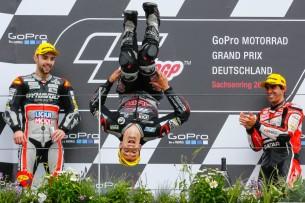 Фолгер, Зарко, Симон (Гран-При Германии, 2016)