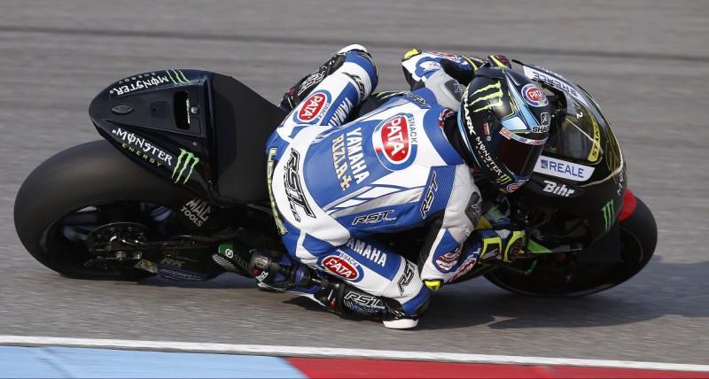 Алекс Лоус на тестах MotoGP