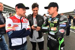 Сэм Лоус и Алекс Лоус 2016 12 GP UK 13644
