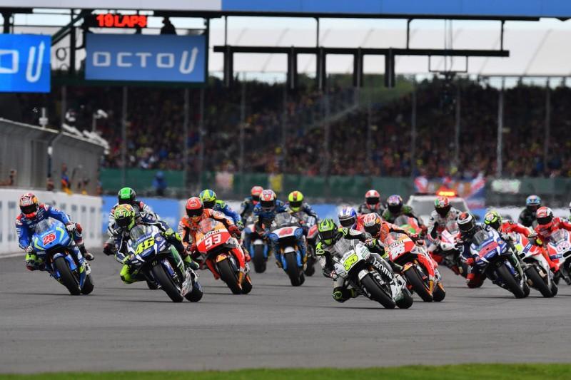 Гонка MotoGP Гран-При Великобритании, Сильверстоун 2016 12 GP UK 13841