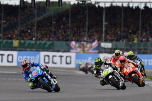 Гонка MotoGP Гран-При Великобритании  2016 12 GP UK 13870