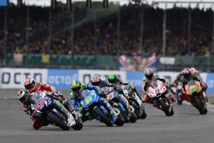 Гонка MotoGP Гран-При Великобритании  2016 12 GP UK 13877