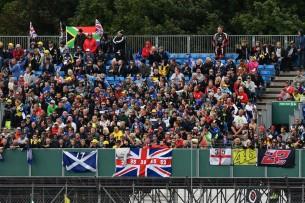 Фанаты, болельщики, MotoGP, Великобритания, 2016 12 GP UK 14018