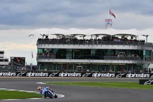 Гонка MotoGP Гран-При Великобритании 2016 12 GP UK 14310