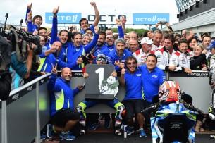 Suzuki Ecstar Виньялес 2016 12 GP UK 15027
