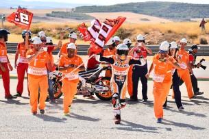 Марк Маркес, Гран-При Арагона 2016