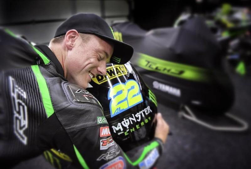 Алекс Лоус попрощался с Yamaha Tech 3