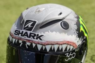 Новый дизайн шлема Хорхе Лоренсо