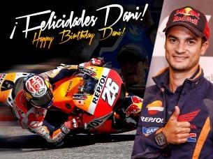День рождения Дани Педросы