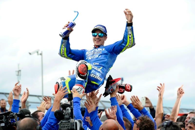 Маверик Виньялес, Гран-При Великобритании, MotoGP 2016, победа