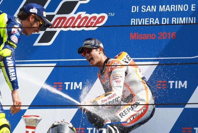 Дани Педроса, победа, Гран-При Сан-Марино