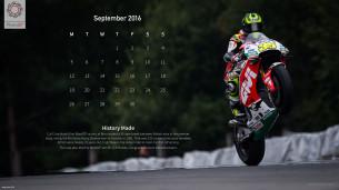 Календарь MotoGP на сентябрь 2016