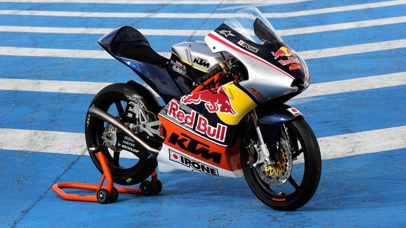 KTM RC250R для Red Bull Rookies Cup