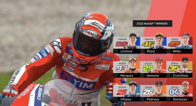 Андреа Довициозо - девятый победитель в сезоне MotoGP 2016 года