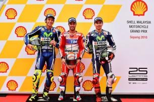 Росси, Довициозо, Лоренсо 2016 17 GP Malaysia 40820