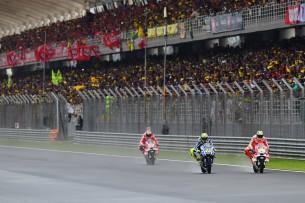 Ианноне, Росси, Довициозо 2016 17 GP Malaysia 47340