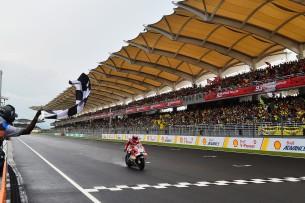 Довициозо, победа, 2016 17 GP Malaysia 47378