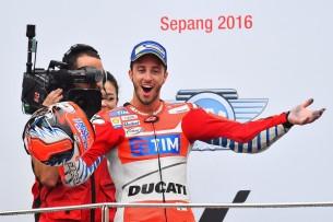 Андреа Довициозо 2016 17 GP Malaysia 47395