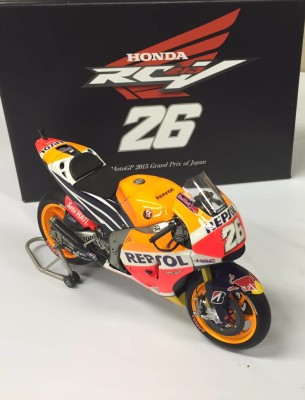 Модель мотоцикла Honda 2015 Дани Педросы