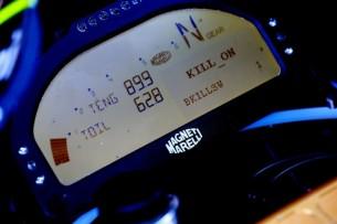 Приборная панель, MotoGP