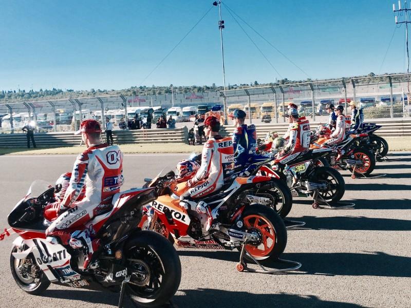 Все победители MotoGP сезона 2016