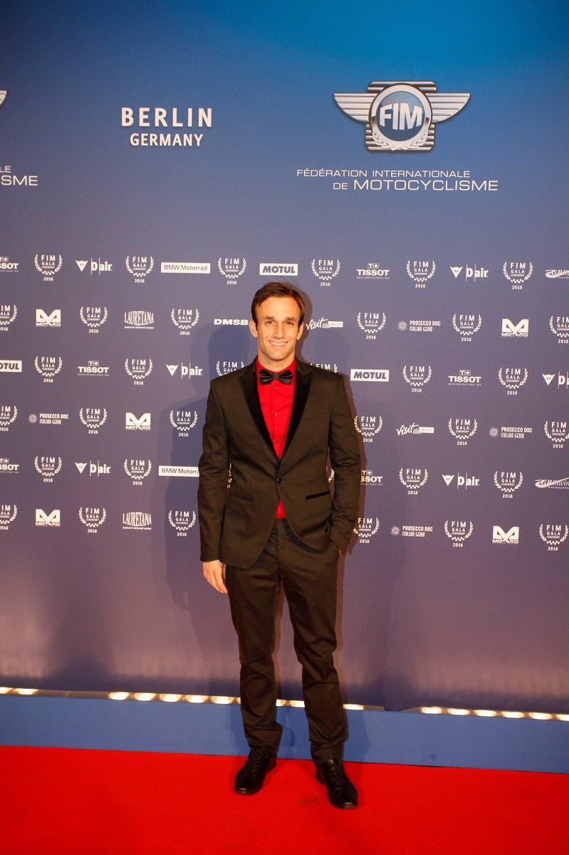 Жоанн Зарко на FIM Awards 2016