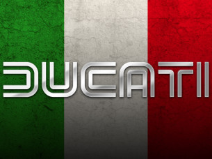 Логотип Ducati