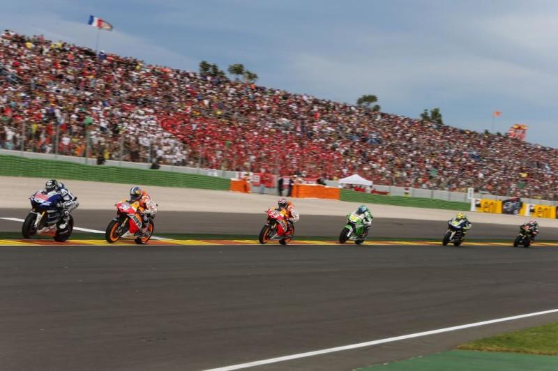 Гонка MotoGP Гран-При Валенсии 2013