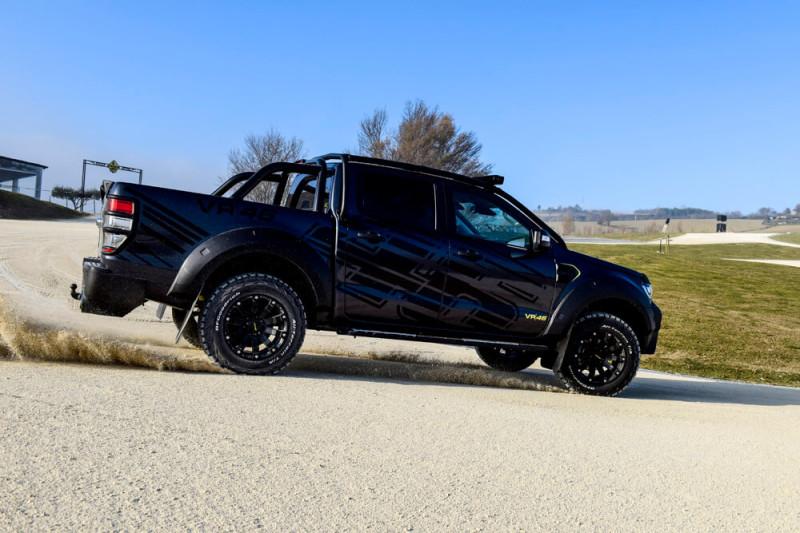 Ford Ranger VR46