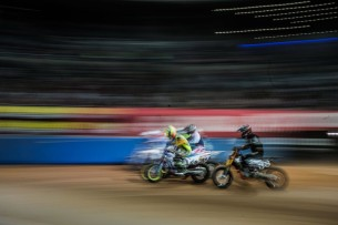 Фотогалерея: Superprestigio Dirt Track 2016