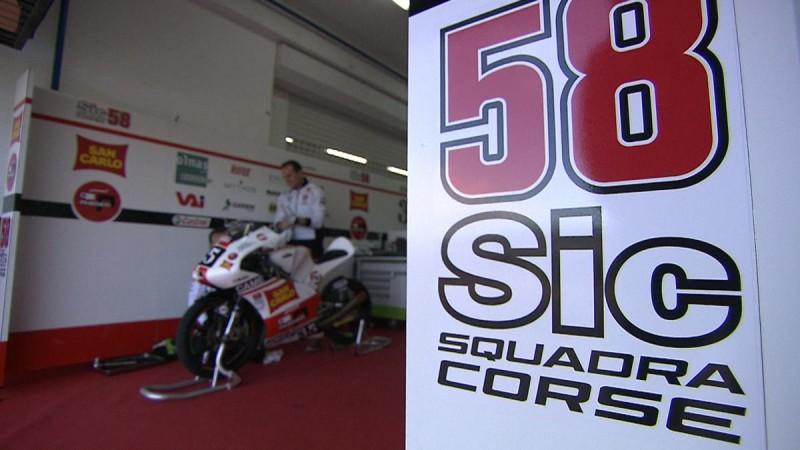 Команда Sic 58 Sqadra Corse