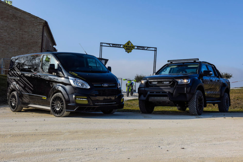 Ford Transit VR46 & Ranger VR46