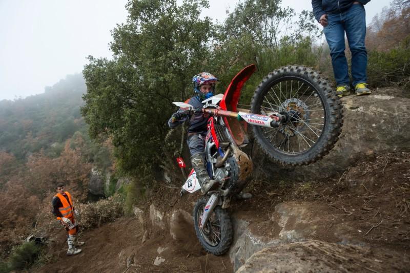 Алекс Маркес на Enduro del Segre 2016